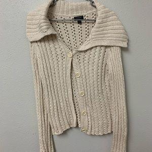American Eagle heavy knit Cardigan size XL
